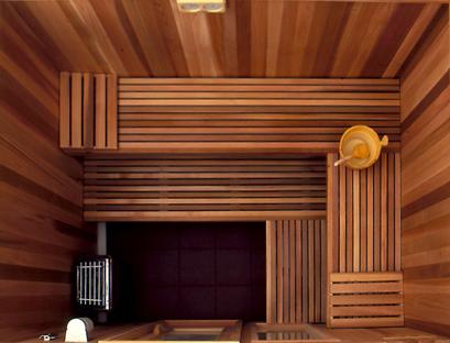Country Saunas By Design Sauna Components