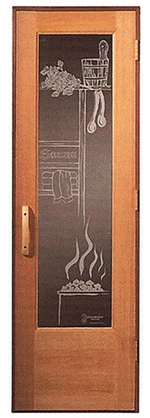 Country saunas by design sauna components sauna doors exclusive etched glass designs planetlyrics