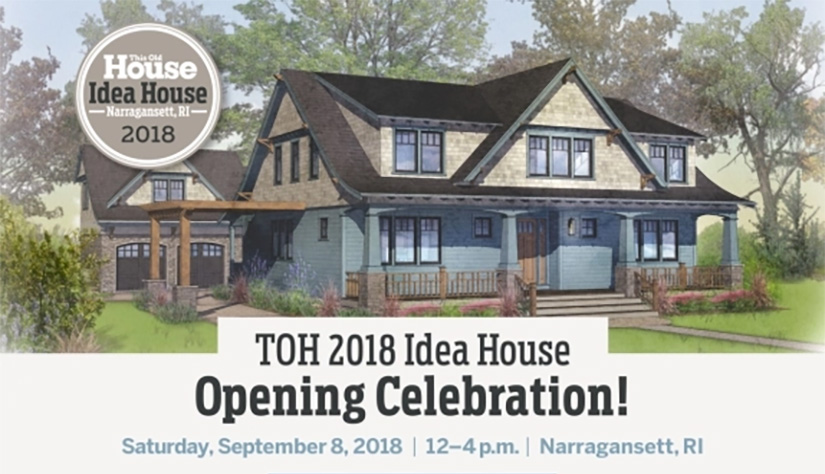 This Old House - Idea House 2018